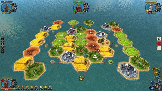Catan: Creator's Edition screenshot