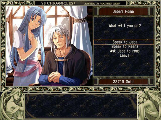 Ys I & II Chronicles+ screenshot