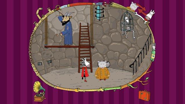 Viktor, a Steampunk Adventure screenshot