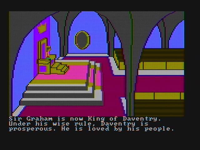 King's Quest II screenshot