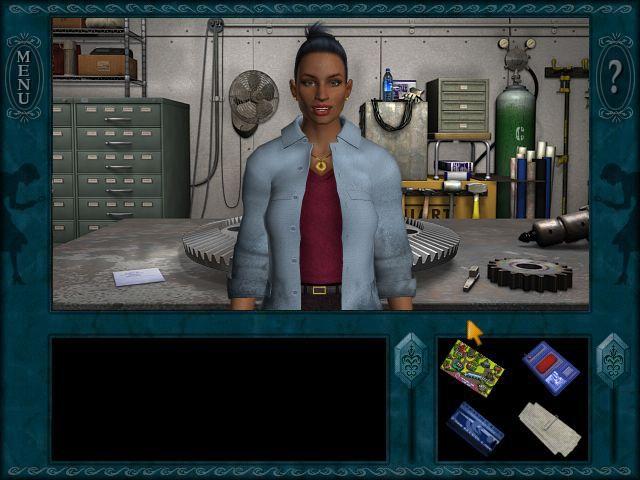 Нэнси Дрю. Заколдованная карусель screenshot