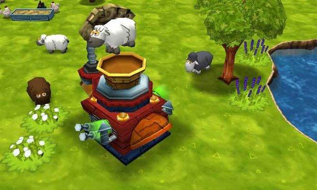Funky Barn 3D screenshot
