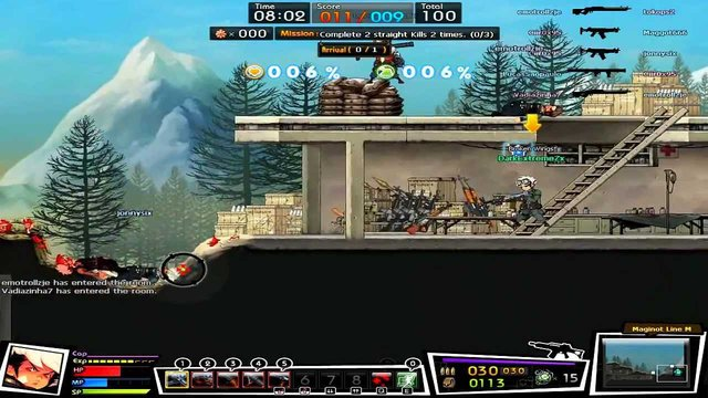 Metal Assault - Gigaslave - Europe screenshot
