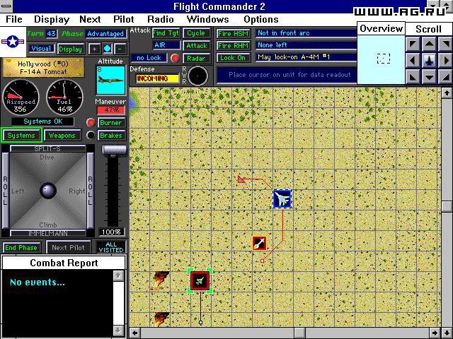 Flight Commander 2 screenshot