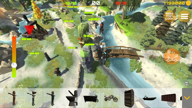 CATAPULT BATTLE SIMULATOR! screenshot