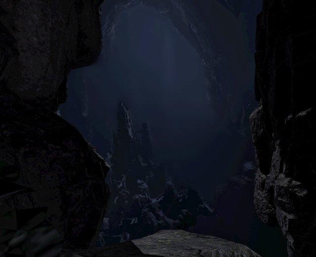 Caliban Below screenshot