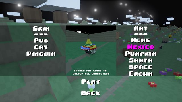 Turbo Pug 3D screenshot