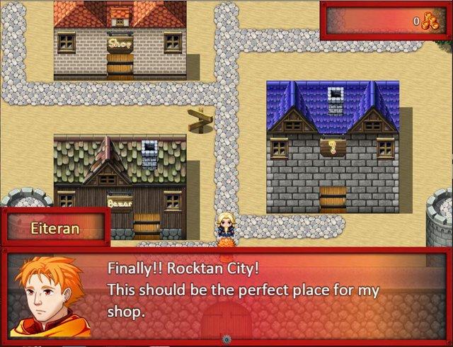 KeepShopkeeping 2: Adventures of Rocktan screenshot