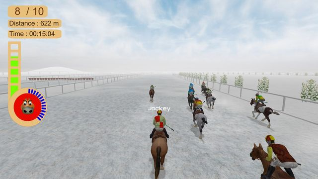 Horse Racing 2016 screenshot