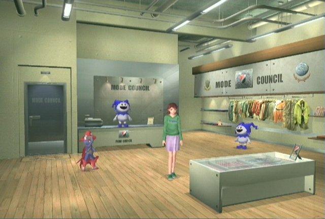 Shin Megami Tensei: NINE screenshot