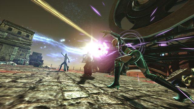 Otherland MMO screenshot