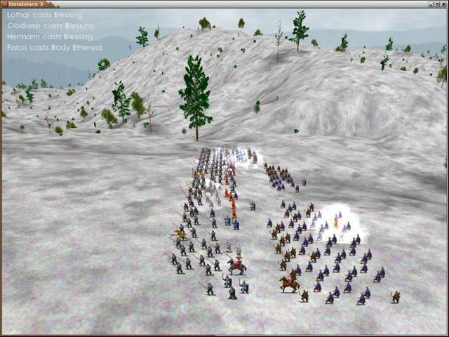 Dominions 3: The Awakening screenshot