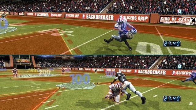 Backbreaker Vengeance screenshot