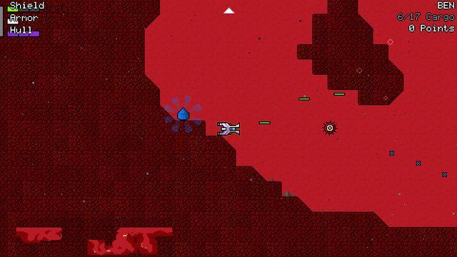 Mysterious Space screenshot