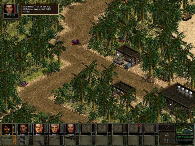 Jagged Alliance 2: Возвращение в Арулько screenshot