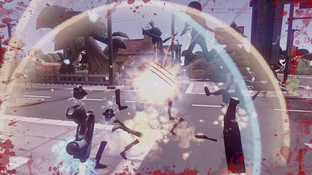 ZombiesTown VR screenshot