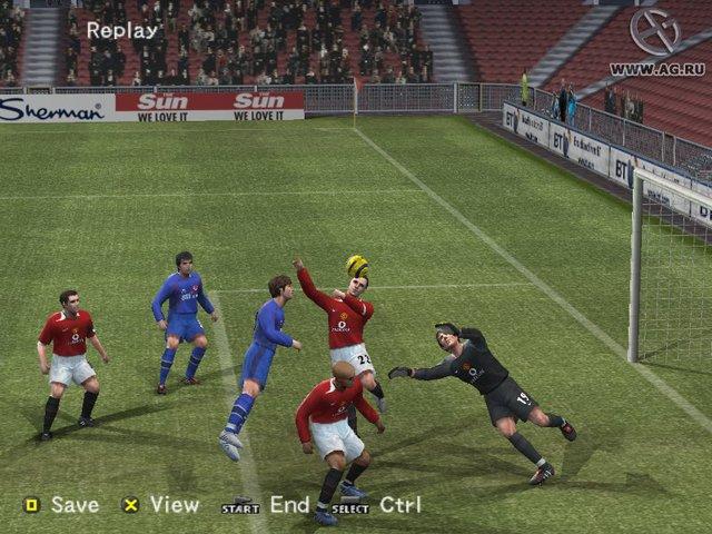 Pro Evolution Soccer 5 screenshot
