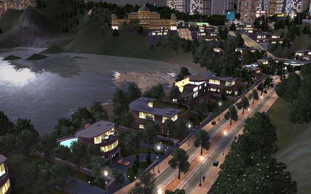City Life 2008: Город, созданный тобой screenshot