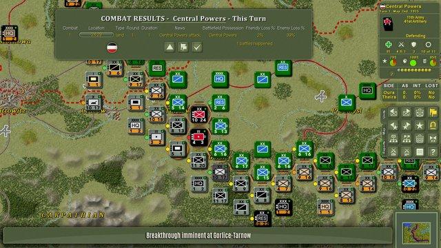 The Operational Art of War IV screenshot