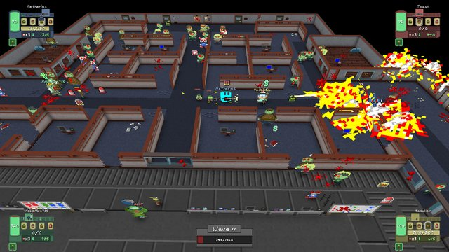 Zombie Estate 2 screenshot
