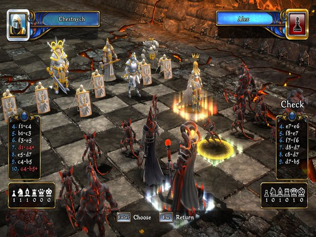 Battle vs Chess screenshot