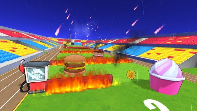 Crazy Fun - FootRock screenshot