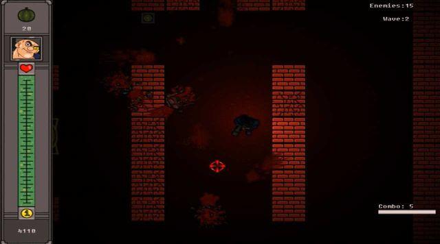 Super Trashforce screenshot