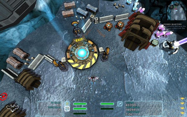 Steel Storm: Burning Retribution screenshot