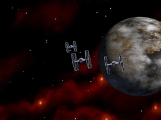 Star Wars: Rebel Assault 2 - The Hidden Empire screenshot