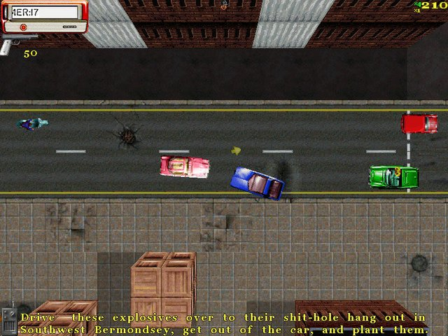 Grand Theft Auto: London 1961 screenshot