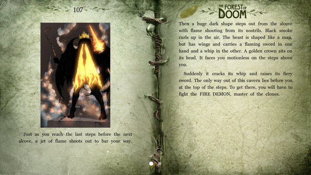 The Forest of Doom screenshot
