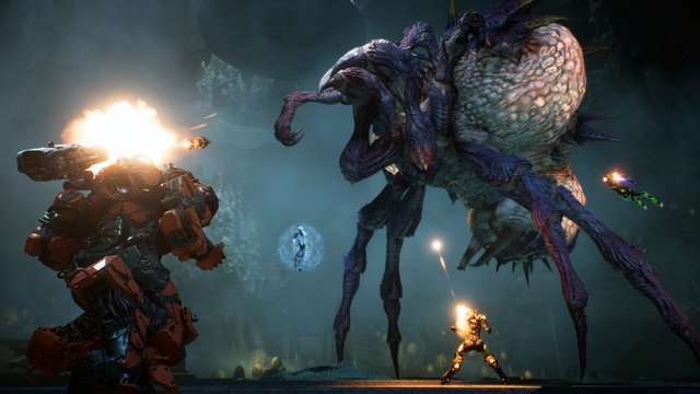 Anthem Demo screenshot