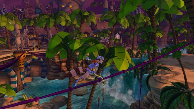 Sly Cooper: Прыжок во времени screenshot