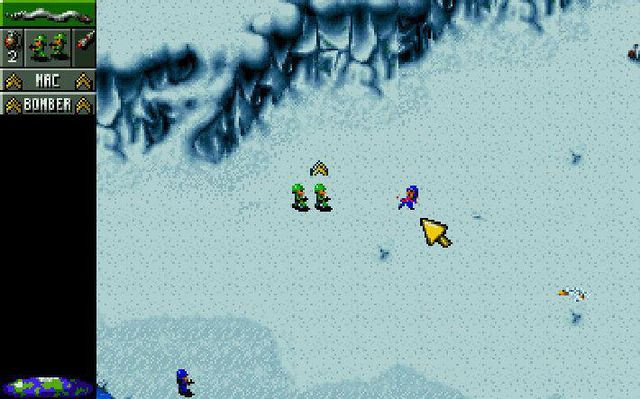 Cannon Fodder screenshot