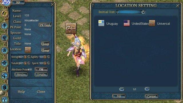Conquer Online screenshot