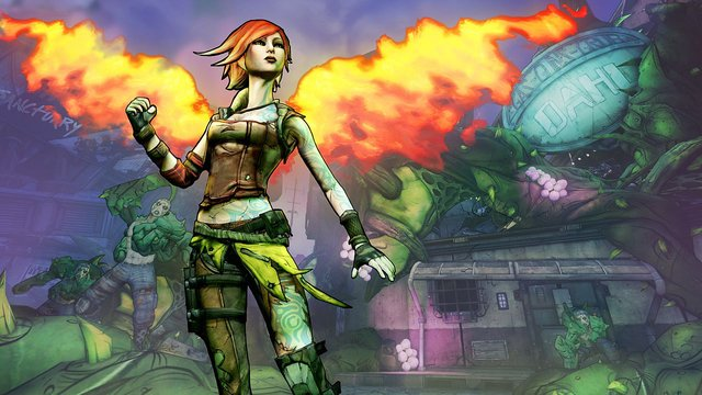 Borderlands 2: Commander Lilith & the Fight for Sanctuary screenshot
