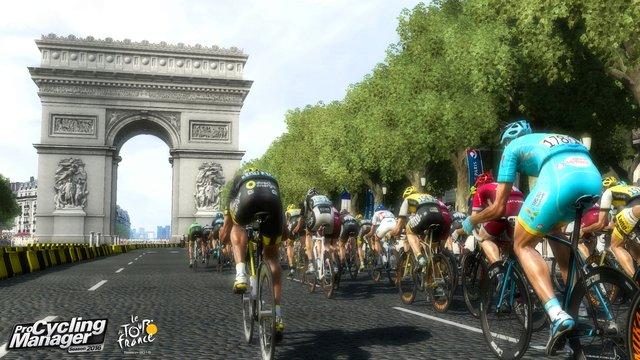 Pro Cycling Manager 2016 screenshot