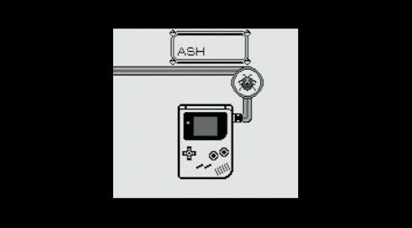Pokémon Red, Blue, Yellow screenshot
