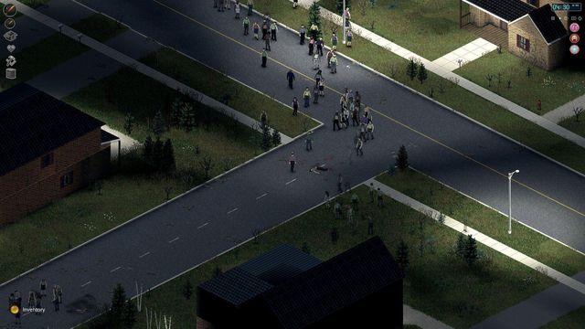 Project Zomboid screenshot