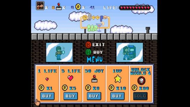 SEEP Universe screenshot