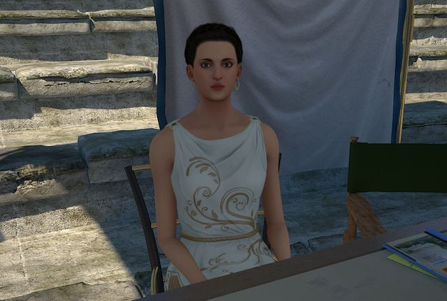 Nancy Drew: Labyrinth of Lies screenshot