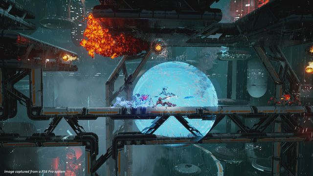 Matterfall screenshot