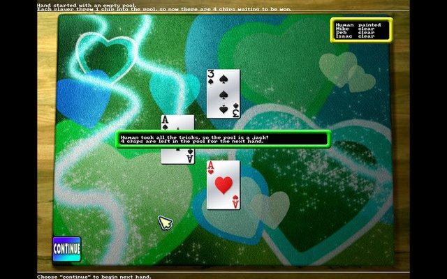 Hearts by Webfoot screenshot