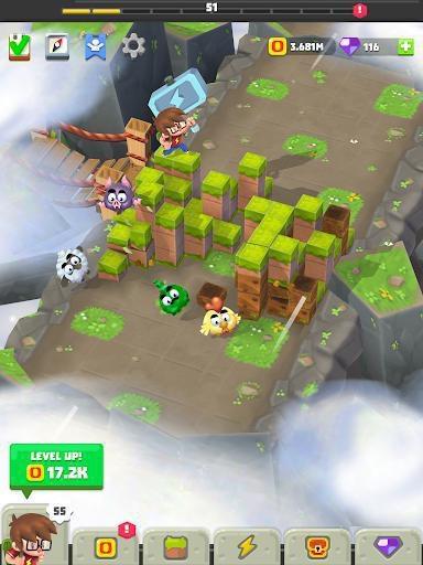 Idle Crafting Empire screenshot
