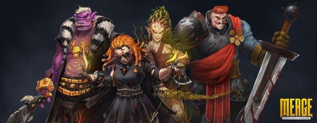 Merge: Eternal Battlegrounds screenshot