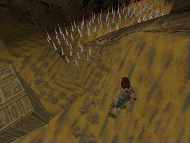 Tomb Raider: Unfinished Business screenshot