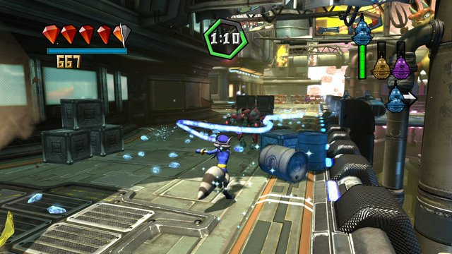 Герои PlayStation Move screenshot