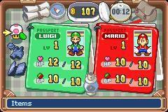 Mario & Luigi: Superstar Saga (2003) screenshot