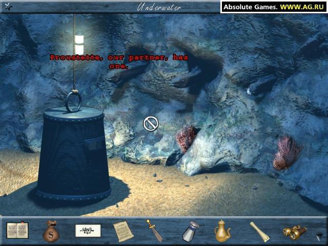 Eye of the Kraken screenshot