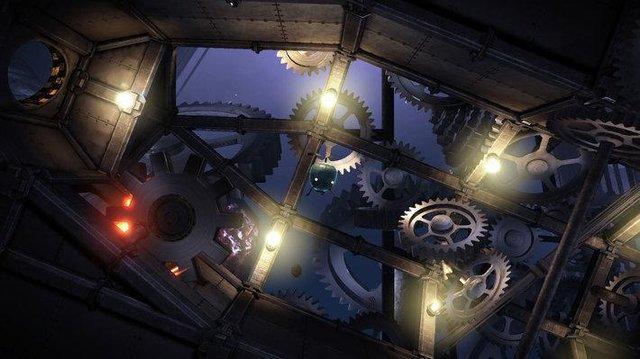 Unmechanical: Extended screenshot